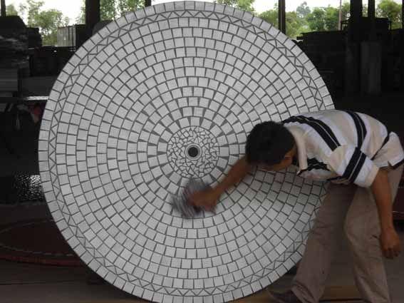 Fabriquer Table Mosaique - Maison Design - Edfos.com