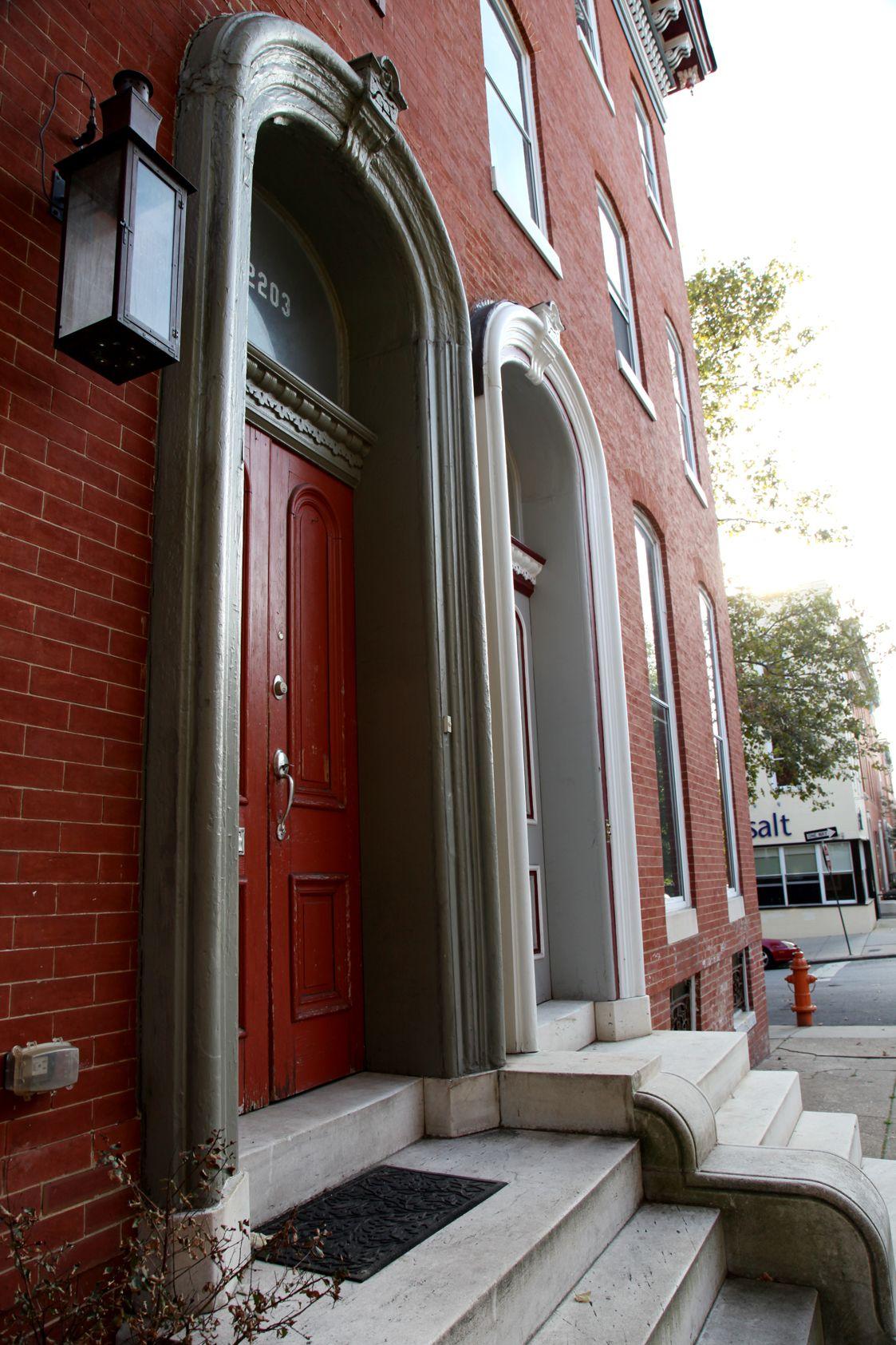 Front Doors Baltimore Baltimore Pinterest Front Doors And Doors Front Doors Baltimore Tugboatsffo Gallery & Baltimore Doors u0026 Purple Door In Baltimore. pezcame.com