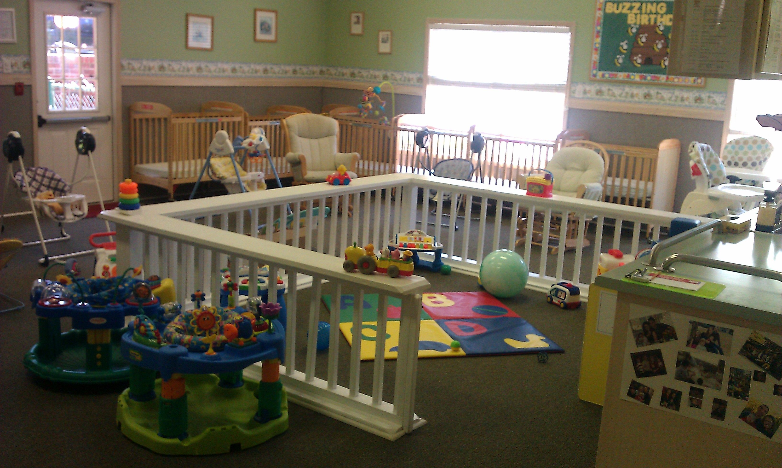 The Perfect Infant Classroom My Classroom Crabapple