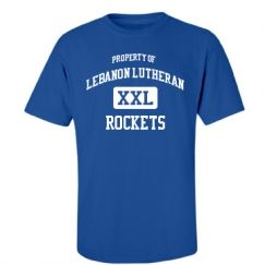 Lebanon Lutheran School - Watertown, WI | Men's T-Shirts Start at $21.97