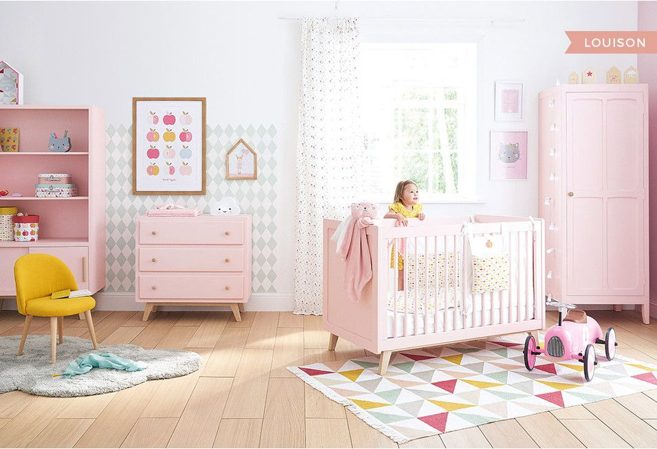 Dormitorio De Bebe Muebles E Ideas De Decoracion Maisons Du