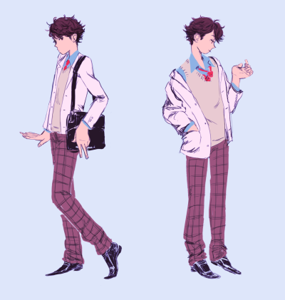 i love seijou uniform