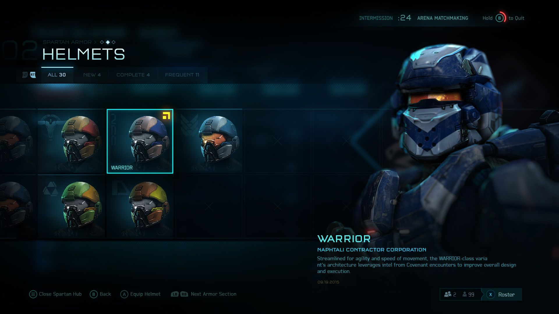 ArtStation Halo 5 Guardian Beta Menu Concepts, Jeff