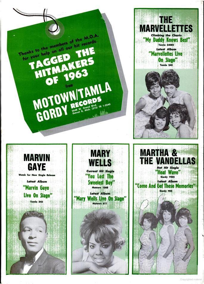Motown Hitmakers part 1