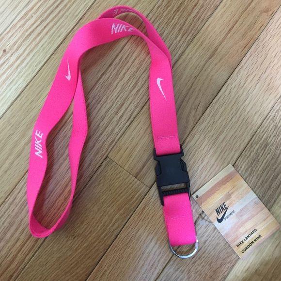 Nike lanyard Neon pink Nike Accessories