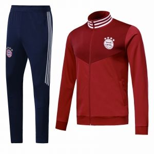 2018 19 Cheap Jacket Uniform Bayern Munich Red Replica