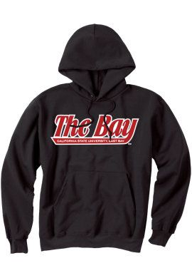 various colors fe9b6 fd01d Product  California State University East Bay Hooded Sweatshirt