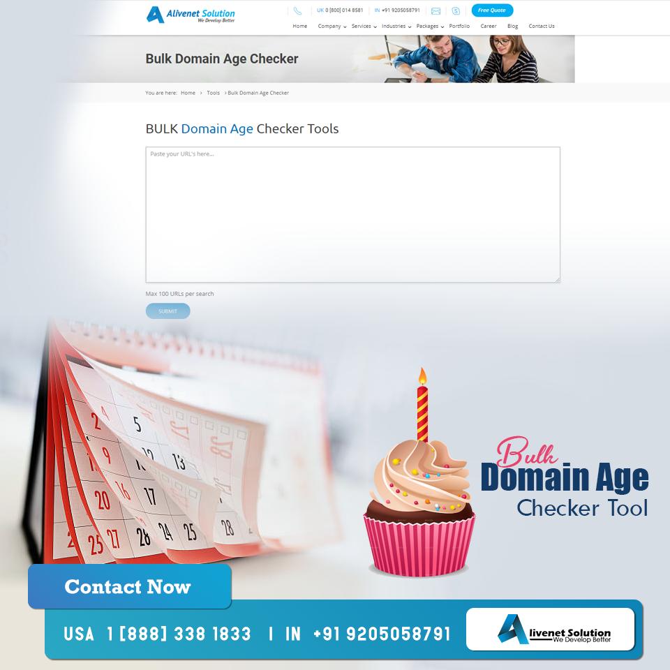Bulk Domain Age Checker Tool Seo Tools Checker Place Card Holders