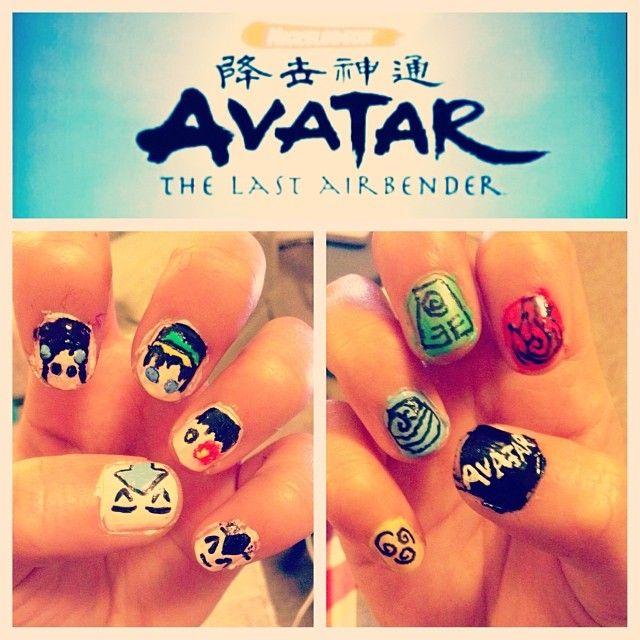 My Own Avatar Design Avatar Avatarthelastairbender Nickelodeon