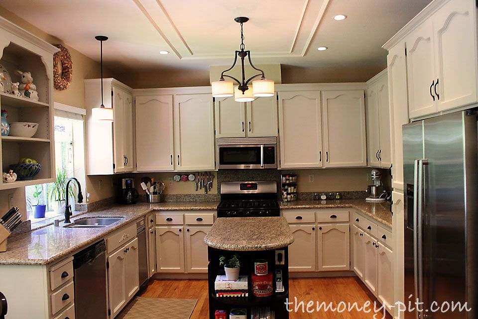 How To Paint Your Kitchen Cabinets Without Losing Your Mind Painting Kitchen Cabinets Kitchen Cabinets Kitchen Cupboards