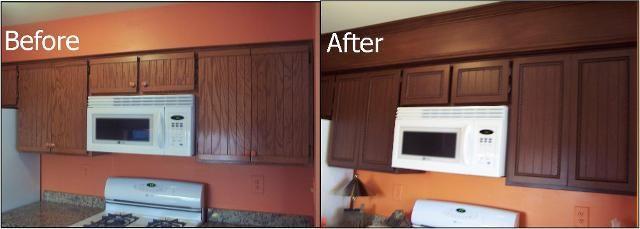 Best Kim No Instructions Artisan Kitchen Cabinet Refinishers 400 x 300