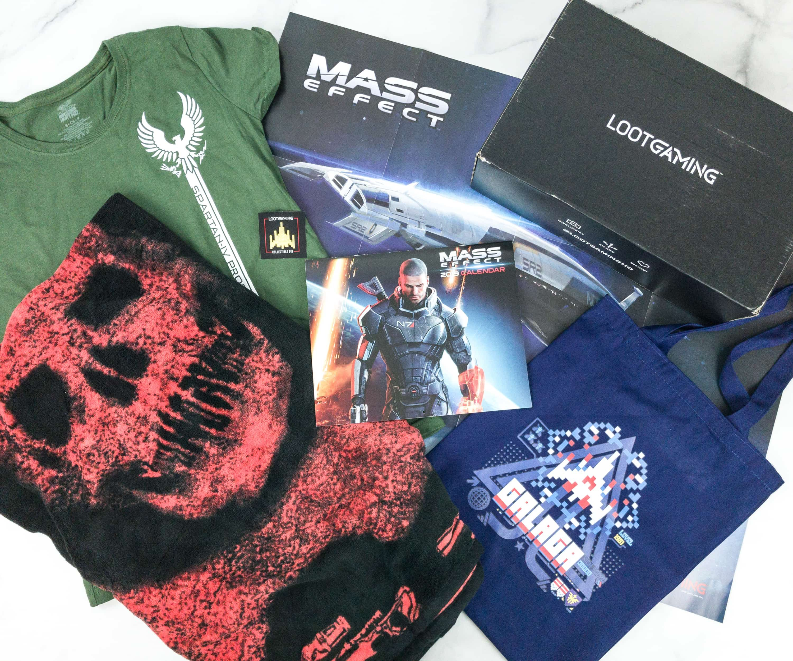 Loot Gaming Subscription boxes, Games, Monthly