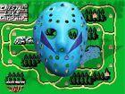NEW Friday the 13th Nintendo NES Jason Voorhees Hockey Mask Blue Tier 2 w/COA #Costume #jasonvoorhees NEW Friday the 13th Nintendo NES Jason Voorhees Hockey Mask Blue Tier 2 w/COA #Costume #jasonvoorhees