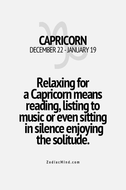 Capricorn Depression