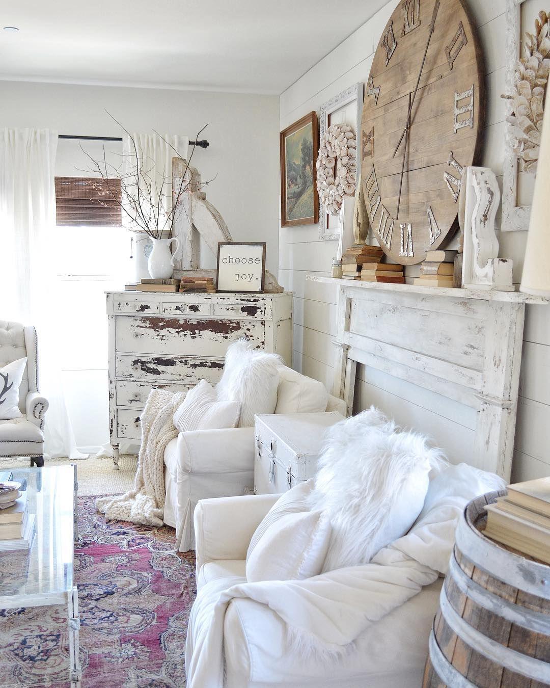 Decoration Maison Chic | Interieur Chic Et Cosy