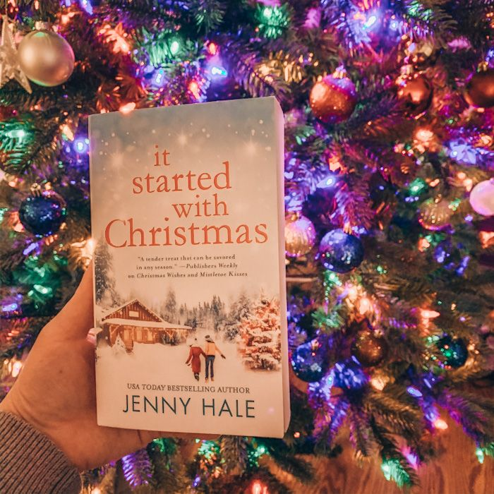 It Started With Christmas by Jenny Hale (With images