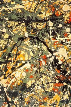 Stunning Jackson Pollock 2 Iphone Wallpaper For Iphone 6 And