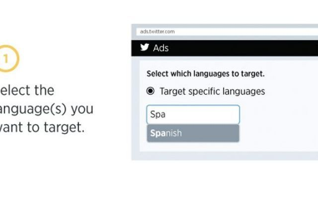 Twitter perfeziona le campagne: arriva il language targeting #twitter #languagetargeting