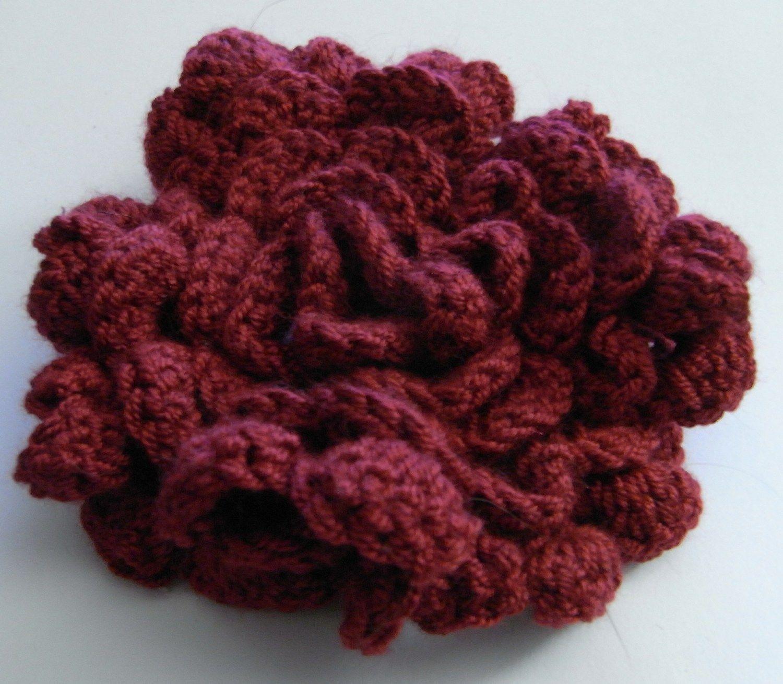 Attic24: Crochet Flowers and Leaves | Free crochet pattern ...