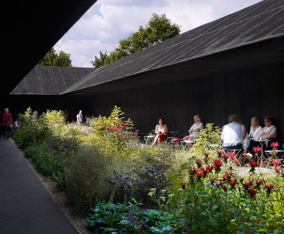 Serpentine Gallery Pavilion 2011 by Peter Zumthor Peter