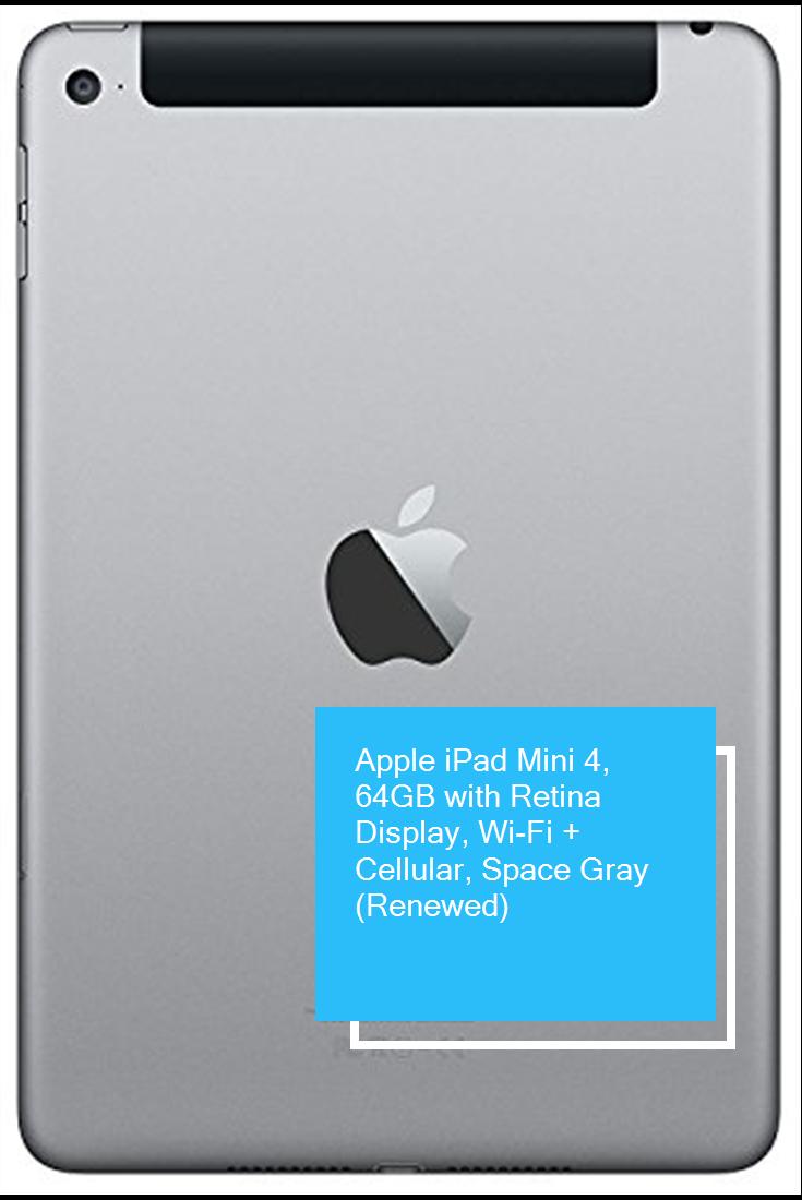 Apple iPad Mini Gen 1 2 464GBWi-Fi All Colors 3