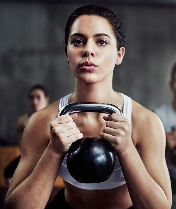 If you want to fast-track your muscle-building goals, the classic kettlebell is the tool you need. Grab a kettlebell and give this fat-burning circuit workout a try! | Health.com