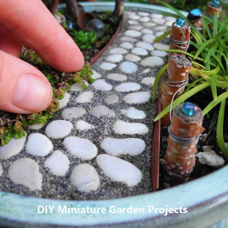 Photo of DIY Miniature Garden Hacks & Decoration