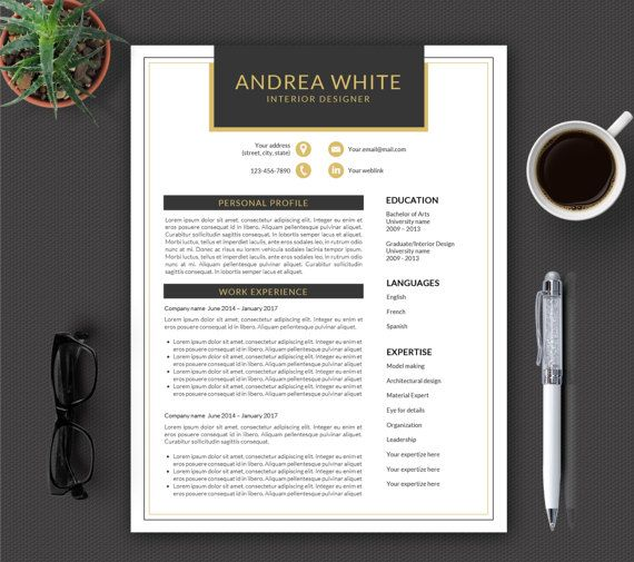 Junior Project Manager Resume Excel Resume Template Cover Letter Template Cv By Documentfolder  Cv  Hr Assistant Resume Pdf with Resume For Marketing Pdf Resume Template Cover Letter Template Cv By Documentfolder Resume Guidance Pdf