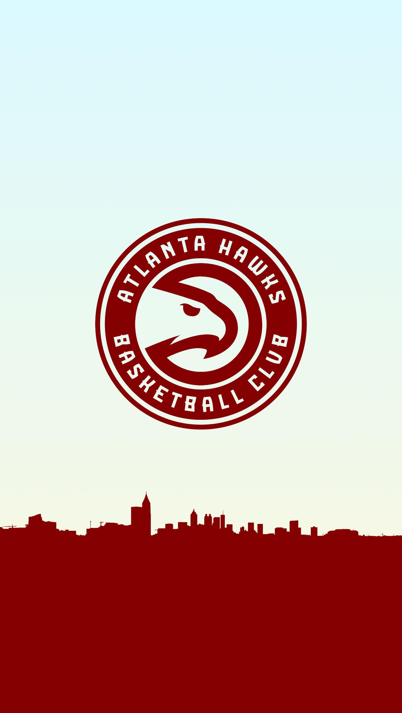 Atlanta Hawks Basketball Phone Background Atlanta Hawks Atlanta Hawks Basketball Nba Basketball Teams