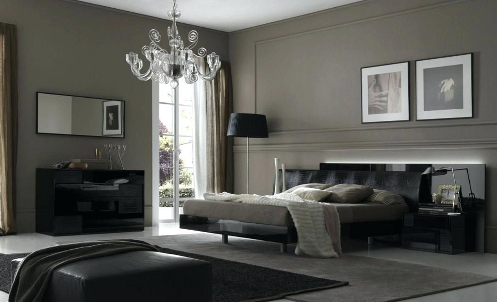 Wall color to go with existing black bedroom furniture Camacho