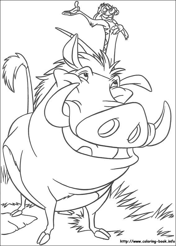 The Lion King Coloring Picture Lion King Drawings Horse Coloring Pages Disney Coloring Pages