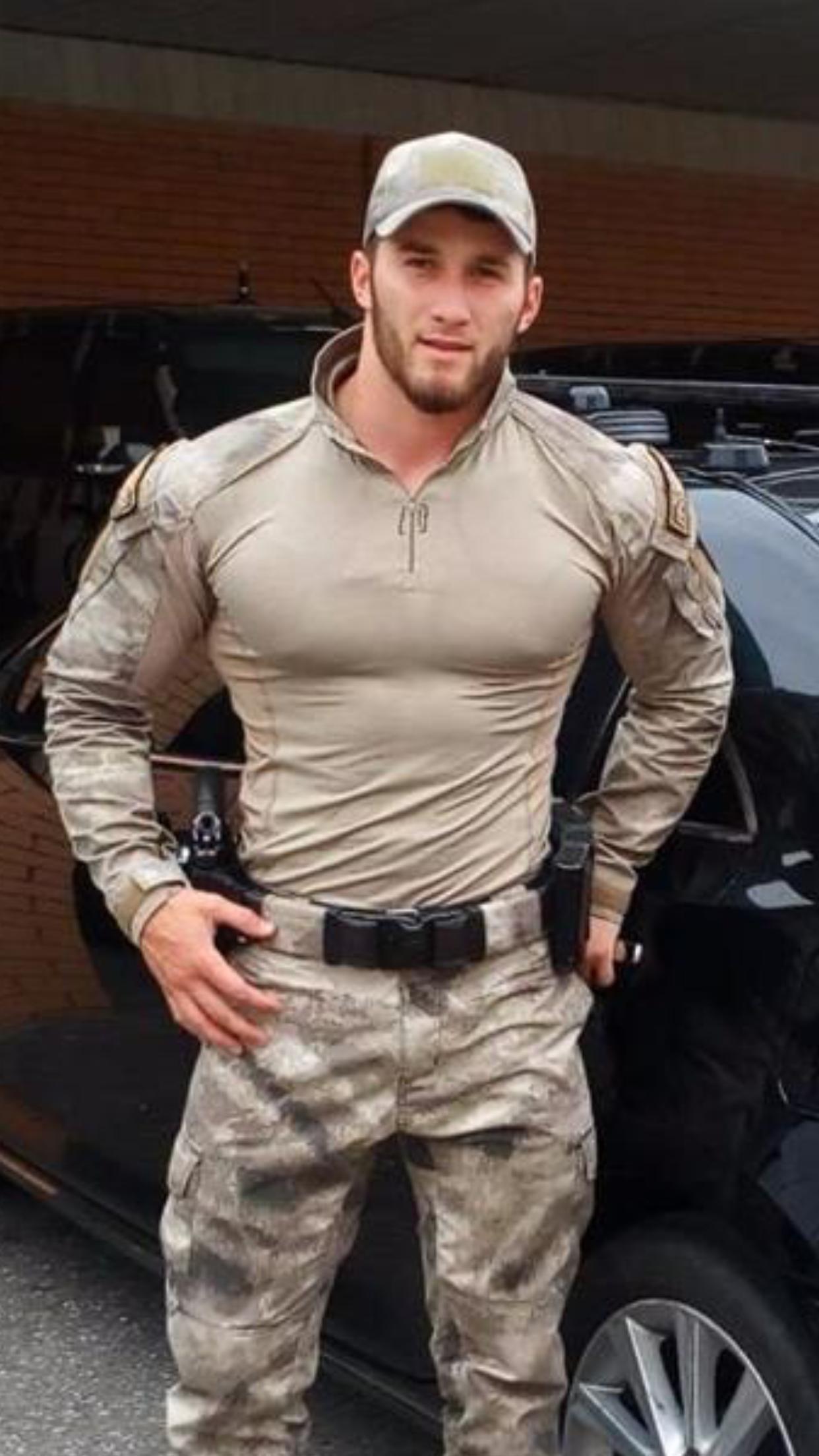 Pin on Gay / Jean Mi / Military