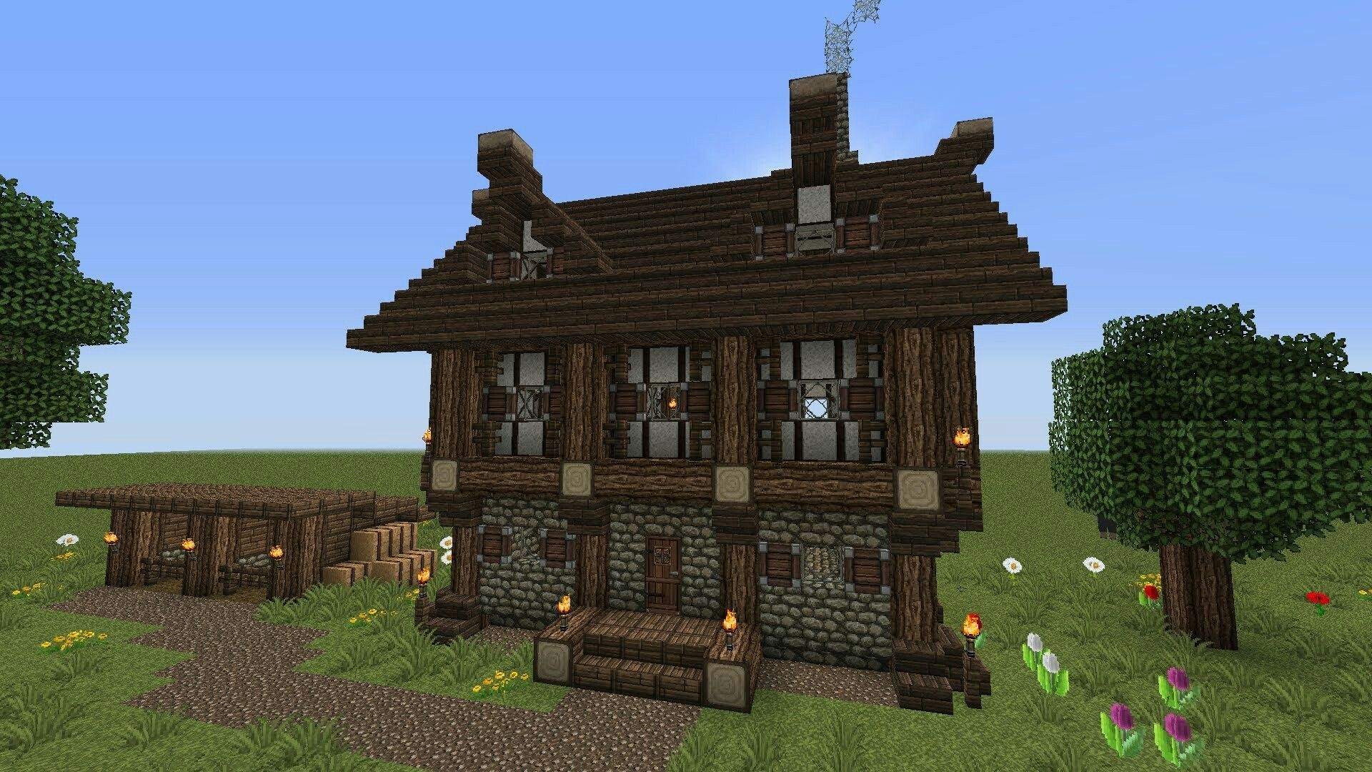 Pin by Justin Ulmer on Characters - Switcher | Pinterest | Crafts for Medieval Cottage Minecraft  34eri