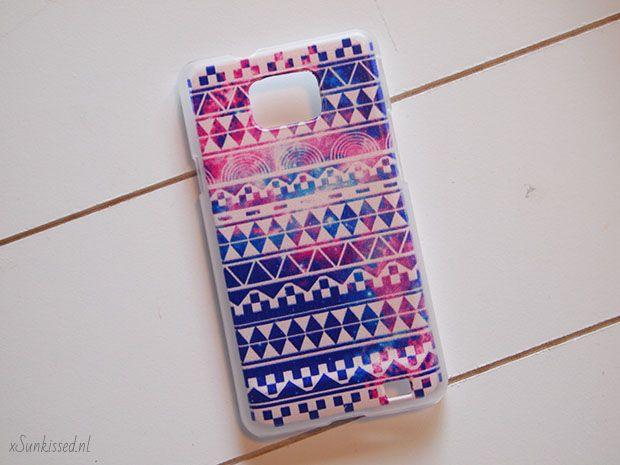 Galaxy Aztec telefoonhoesje Ebay xSunkissed