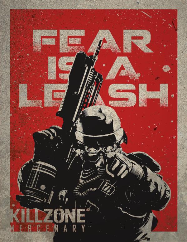 Killzone Ad Campaign on Behance
