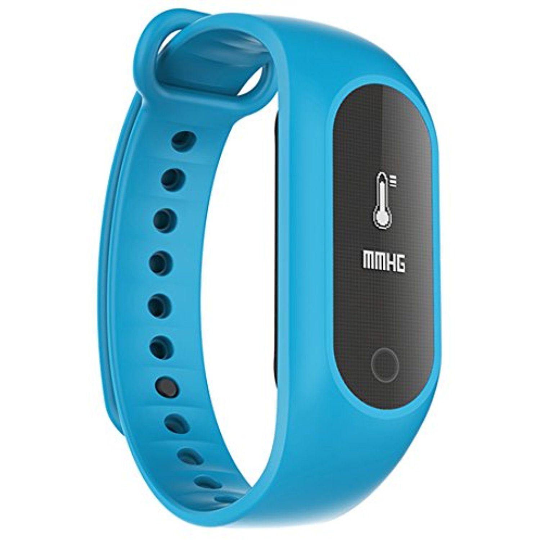 Smarta Watcha Blooda Oxygena Pressurea Hearta Ratea Monitora Fitnessa Trackera Details Can Be Found By Click Smart Bracelet Heart Rate Watch Heart Bracelet