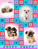 Learning Specialist and Teacher Materials - Good Sensory Learning: Puppy Party.    I am offering a free copy of my board game Puppy Party.  It's a wonderful game that teaches early readers about the short vowel sounds.  I'd love to hear your feedback!