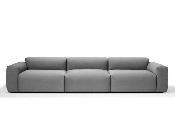Loose 3 Seater Sofa Xl Sofa Modern Lounge 3 Seater Sofa
