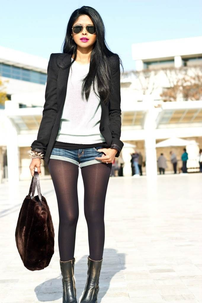 63039e777 Casual Outfit With Stocking Style Inspirations
