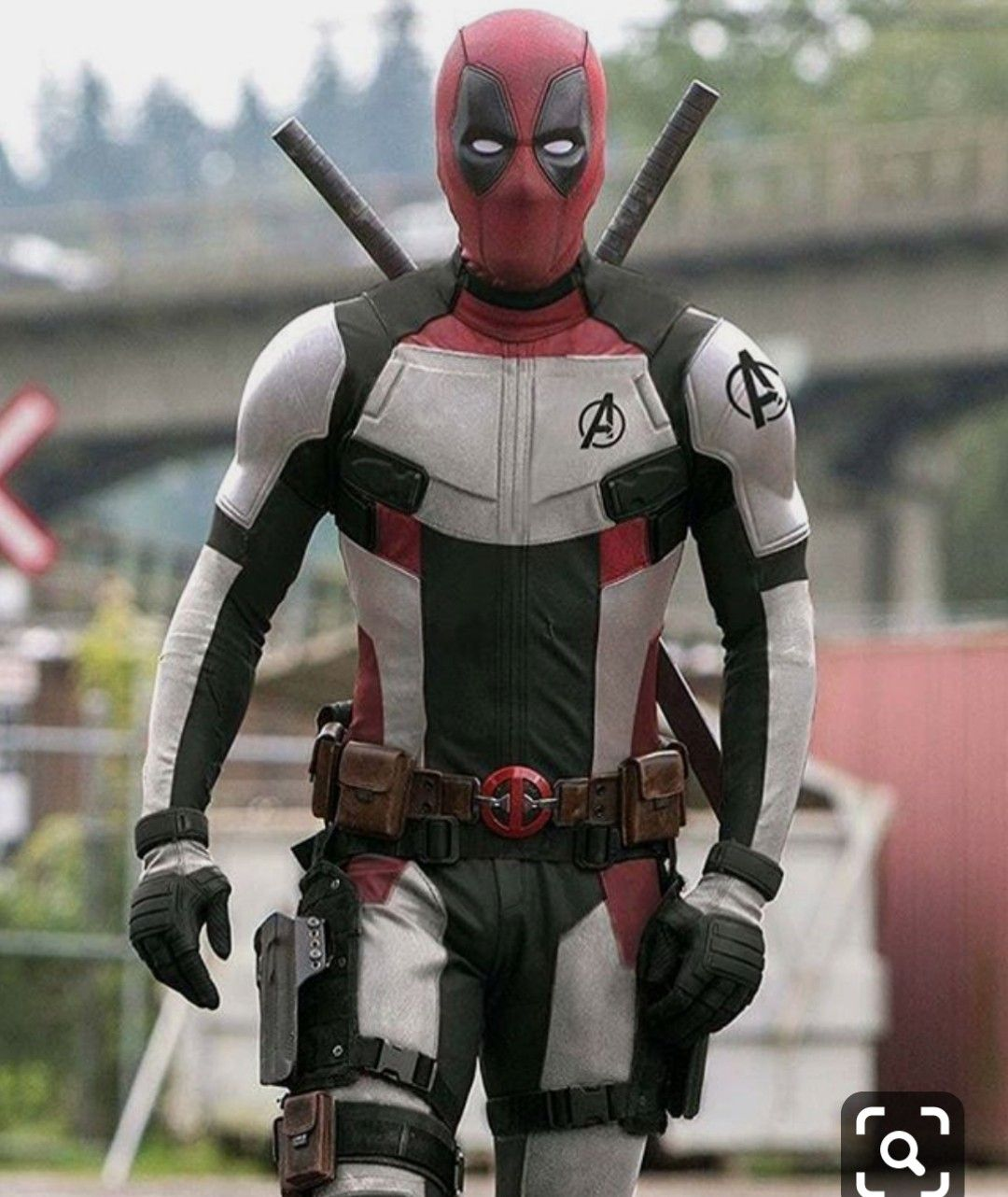 Image By Randy Schafer On DEADPOOL