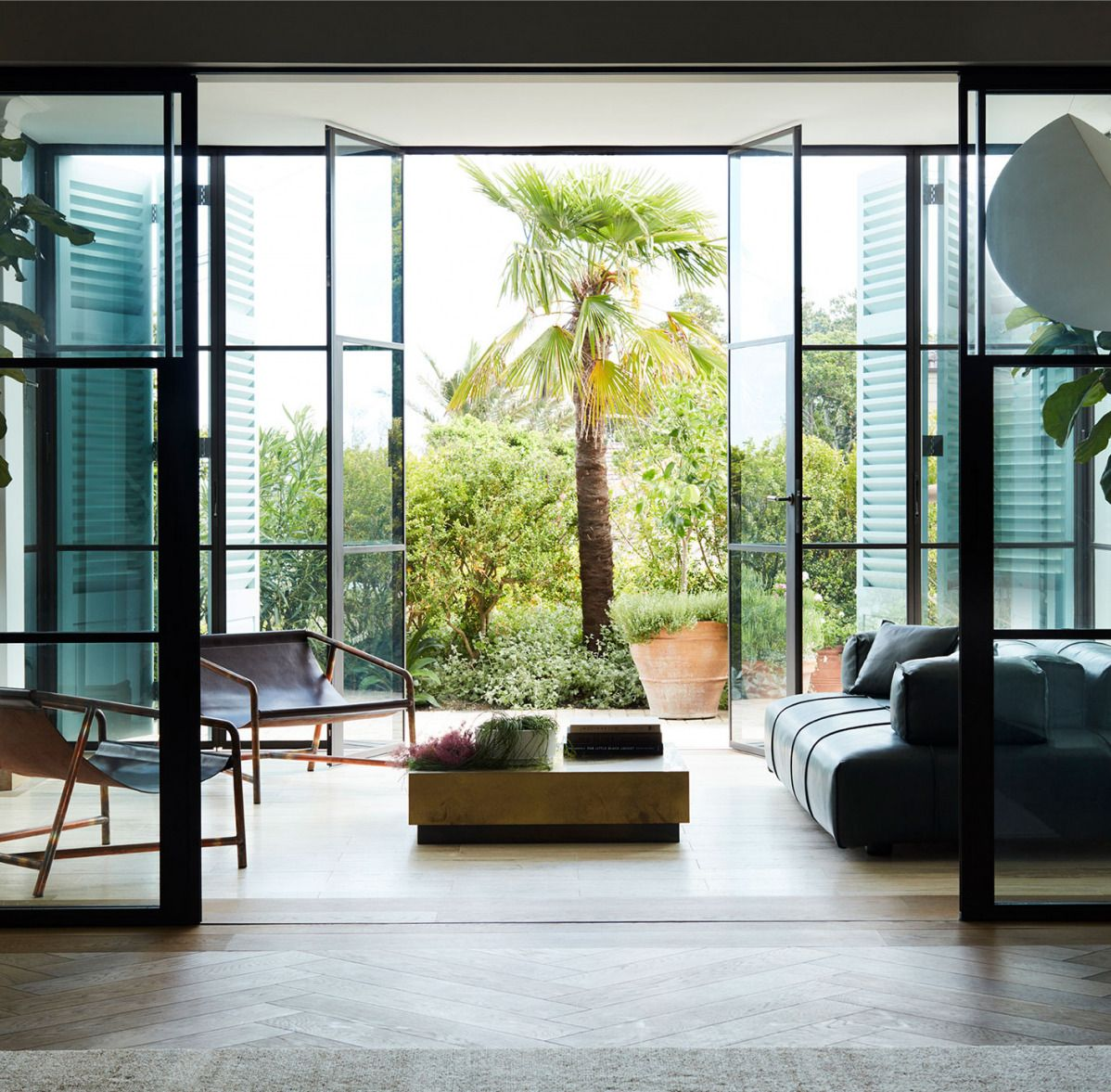 Luigi Rosselli Architects & Alwill Interiors
