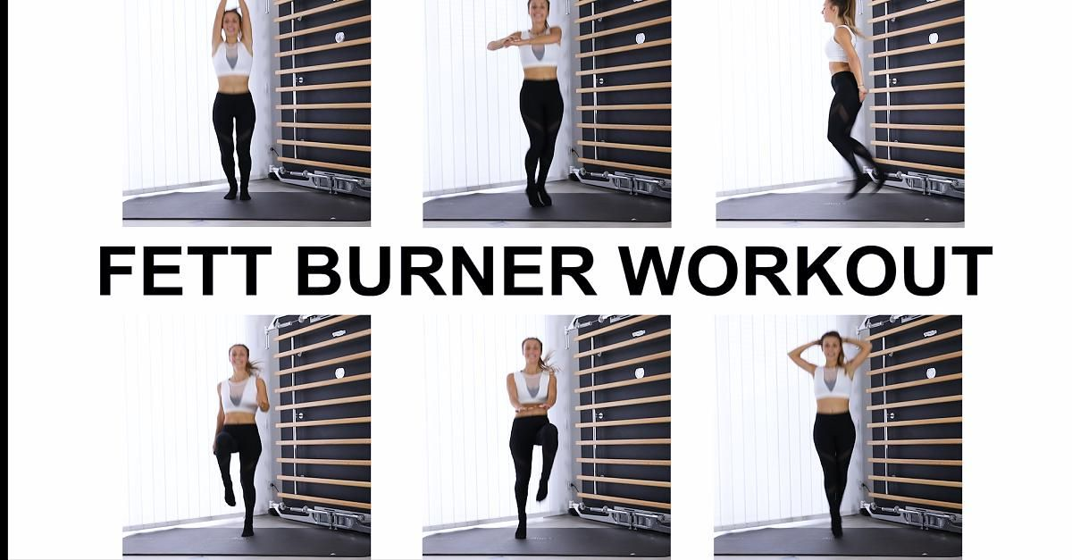 Fatburner-Workout: So verbrennen Sie am schnellsten Kalorien - Video - FOCUS Online