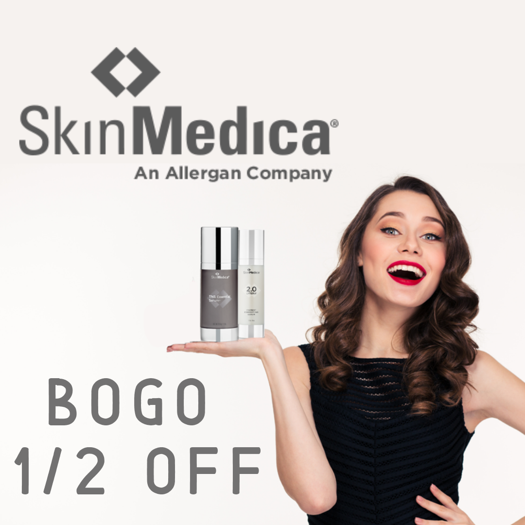 It's SkinMedica week! Buy any SkinMedica product