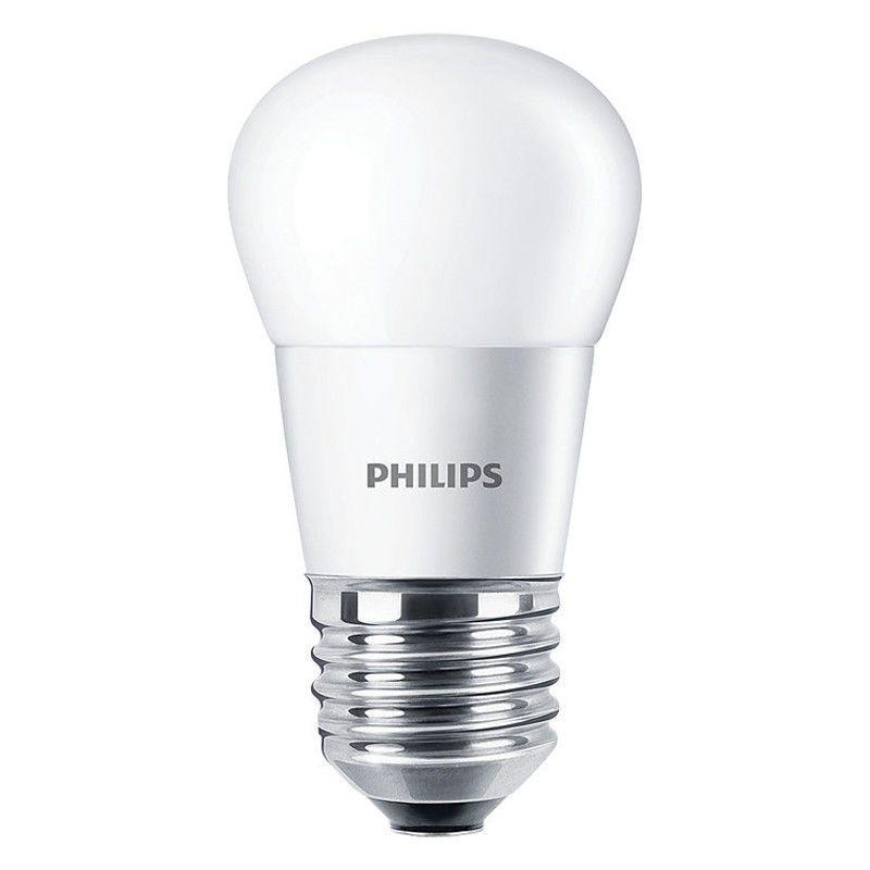Ampoule De Boule De Led Philips 3 5 W E27 2700k Corelus25