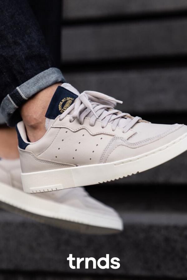 Adidas Court beige