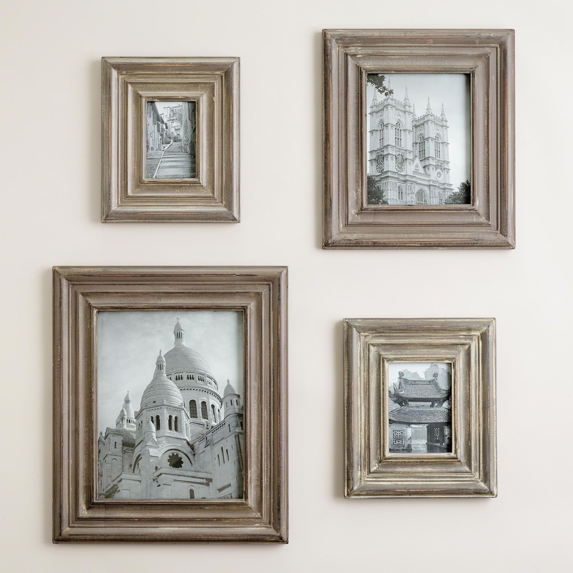 Grey Wash Cody Frames | World Market | Calligraphy Studio Wish List ...