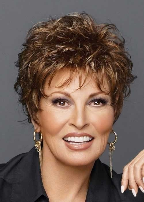 Short Hairstyles Women Over 50 Raquel Welch Wig Hd Short Spiky Hairstyles Short Hair Styles Short Hairstyles Over 50