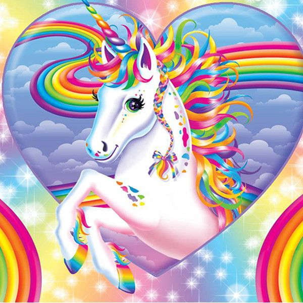 Lisa Frank has a clothing line, and we can all sleep a little bit ...
