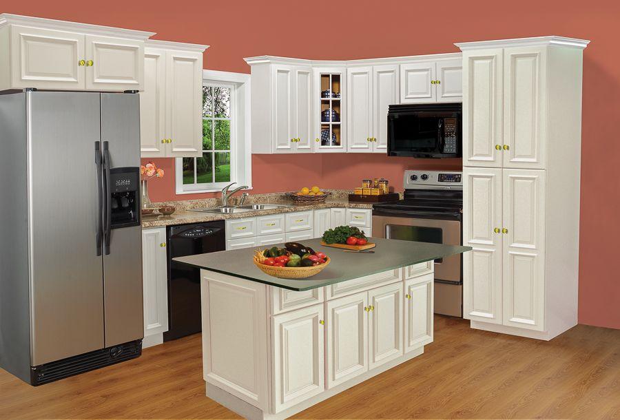 Best Ghi Nantucket Linen White Kitchen Design Ideas Kitchen 400 x 300