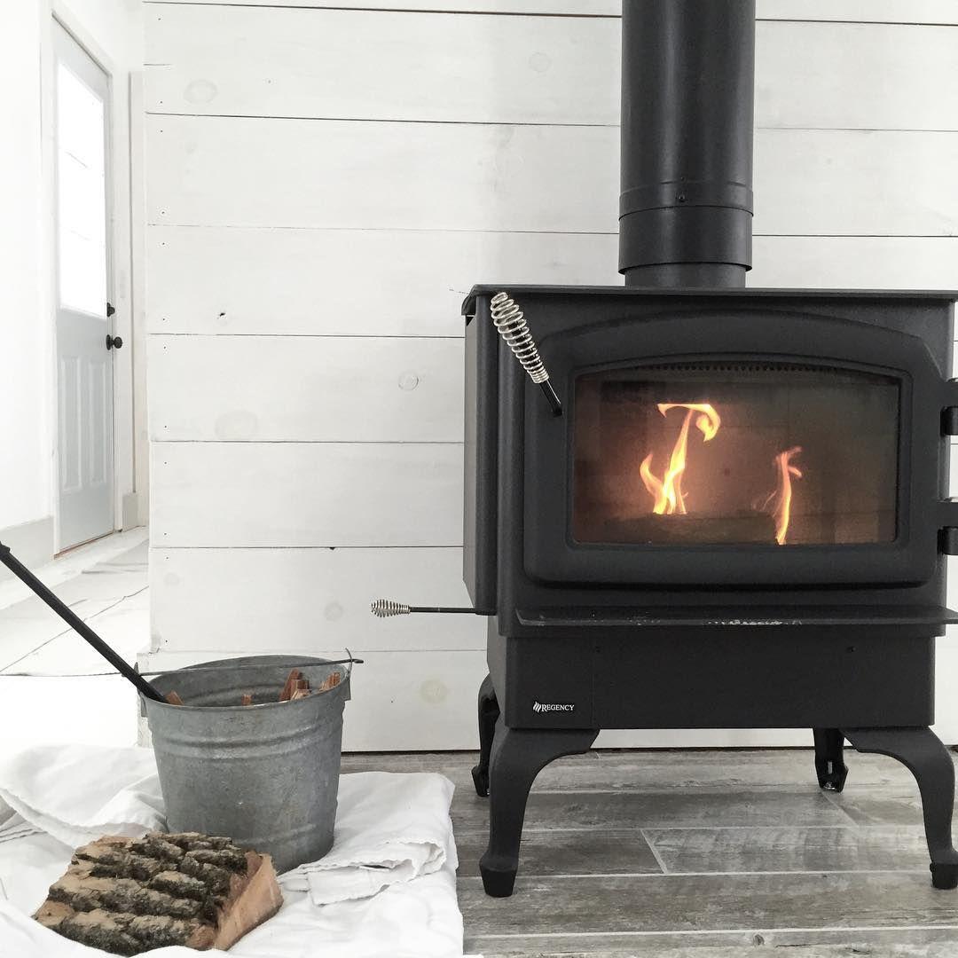 Woodburner   Scandinavian Country Minimal Ideas   Pinterest ...